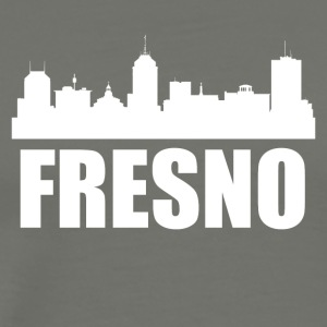 Fresno CA Skyline - Men's Premium T-Shirt