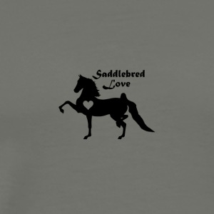 Saddlebred Love - Men's Premium T-Shirt