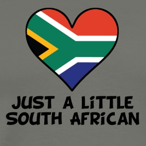 Just A Little South African - Men's Premium T-Shirt