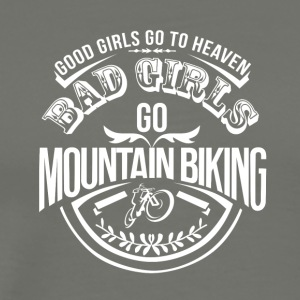 mountainbiker - Men's Premium T-Shirt