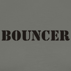 bouncer black - Men's Premium T-Shirt