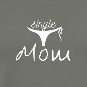 Single Mom - Men's Premium T-Shirt