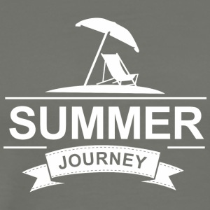 Summer Journey - Men's Premium T-Shirt