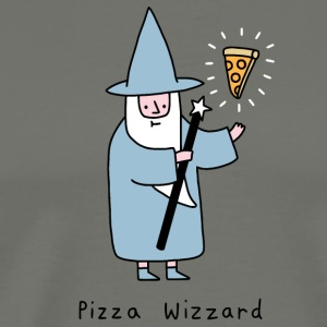 Pizza Wizzard - Men's Premium T-Shirt
