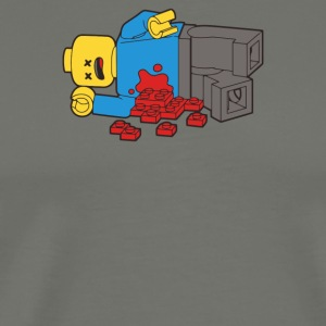 Lego Guy - Men's Premium T-Shirt