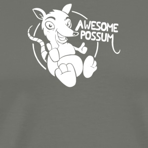Awesome Possum - Men's Premium T-Shirt
