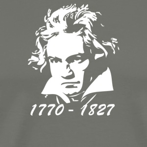 Beethoven Tribute - Men's Premium T-Shirt