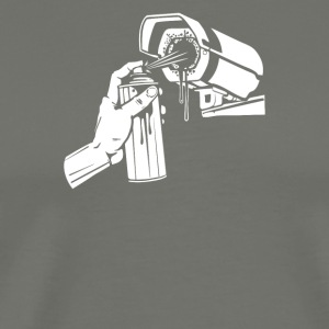 Spray Cam - Men's Premium T-Shirt