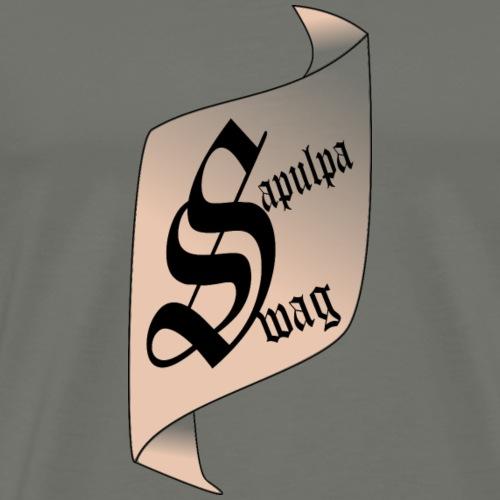 Sapulpa Swag 2 - Men's Premium T-Shirt