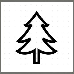 Pine Tree - Men's Premium T-Shirt