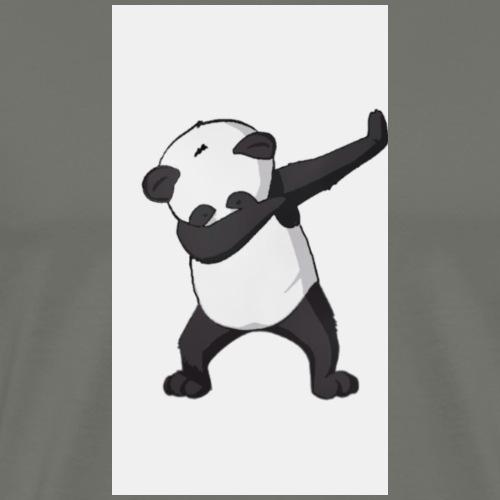 Panda logo - Men's Premium T-Shirt