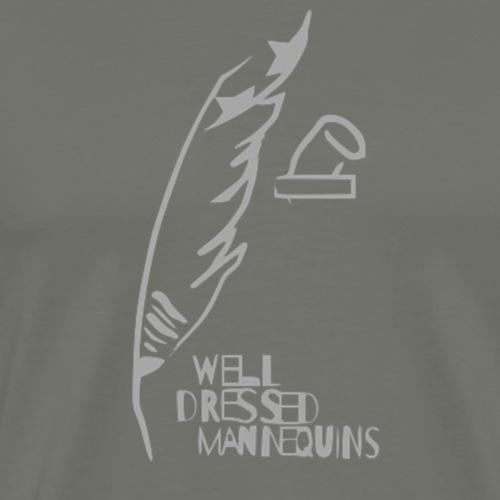 Macaroni Pocket Shirts - Men's Premium T-Shirt
