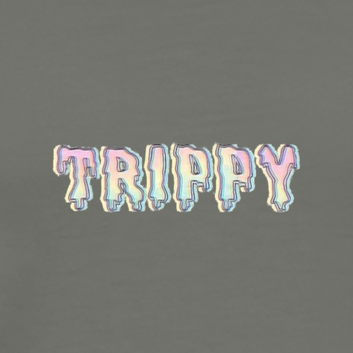 trippy logo - Men's Premium T-Shirt
