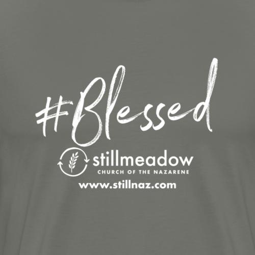 Stillnaz Blessed - Men's Premium T-Shirt