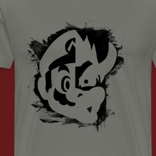 mario-bowser - Men's Premium T-Shirt