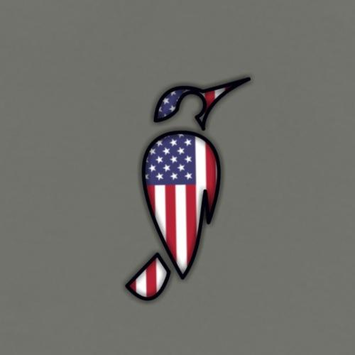 Sparrow USA Colorway - Men's Premium T-Shirt