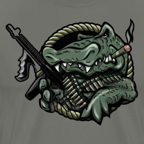 Bad Gator - Men's Premium T-Shirt