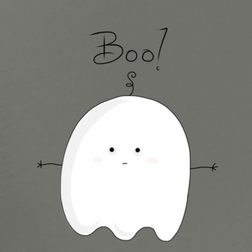 Boo! - Men's Premium T-Shirt