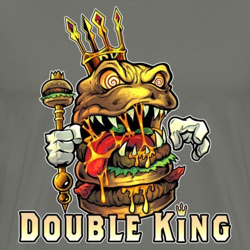 Double King [Variant] - Men's Premium T-Shirt