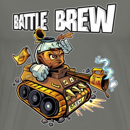 Battle Brew [Variant] - Men's Premium T-Shirt