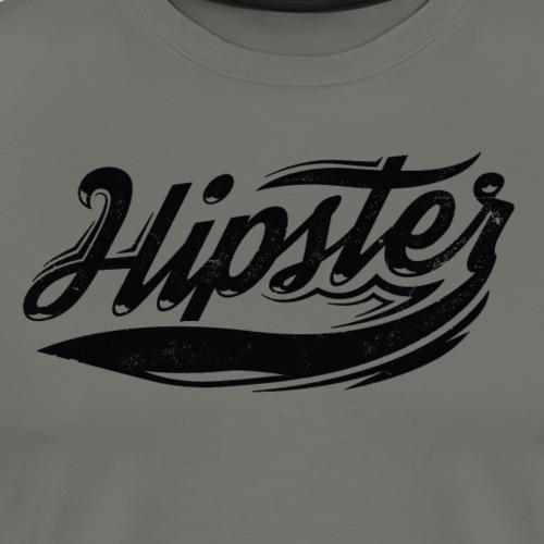 Hipster - Men's Premium T-Shirt
