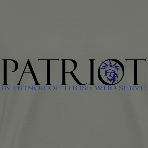 PATRIOT_USA_LOGO_2 - Men's Premium T-Shirt