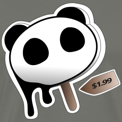 Panda Popsicle! - Men's Premium T-Shirt