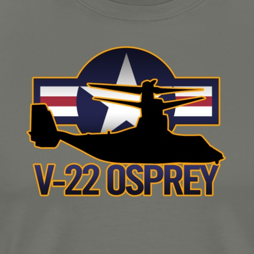 V-22 Osprey - Men's Premium T-Shirt