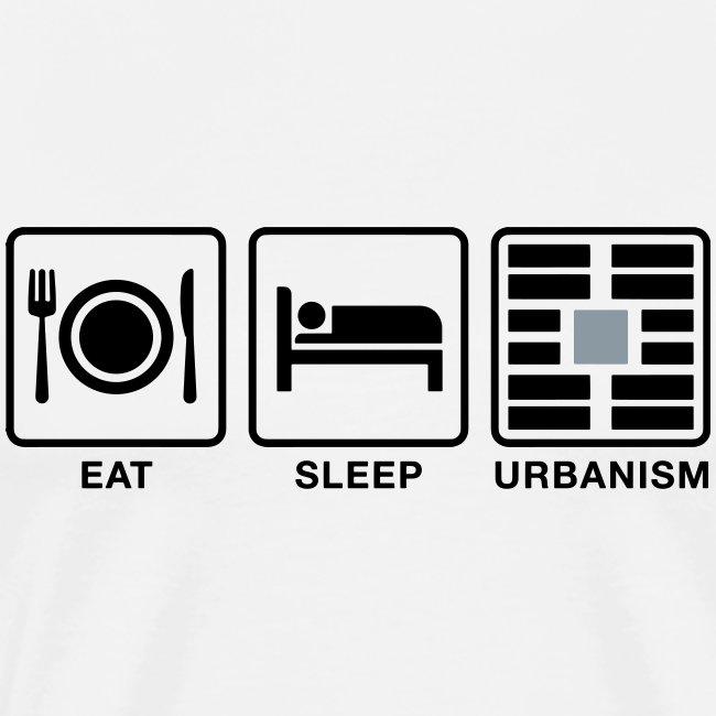 Eat Sleep Urb big fork-LG