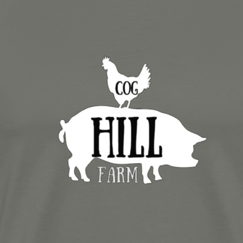 Cog Hill Farm Logo - Men's Premium T-Shirt