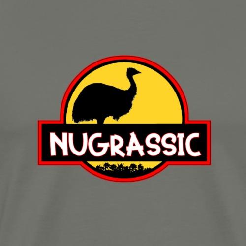 Nugrassic - Men's Premium T-Shirt