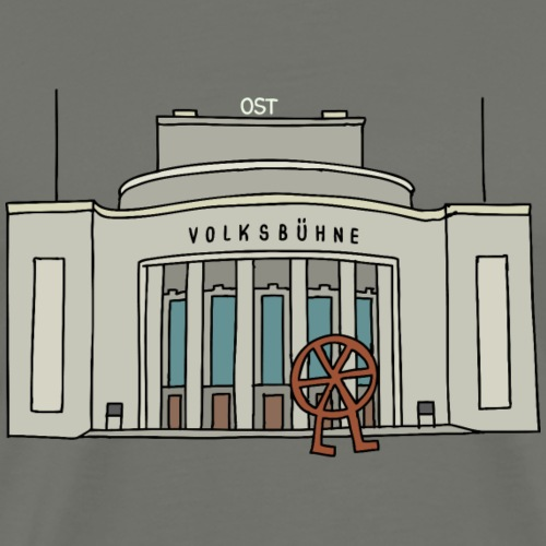 Volksbühne Berlin - Men's Premium T-Shirt