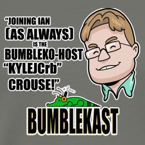 Kyle the Co-Host! - Men's Premium T-Shirt