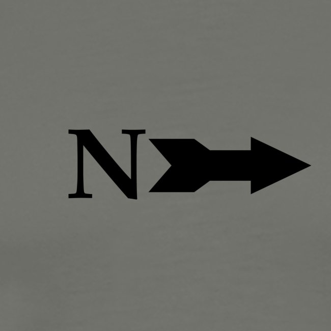 Narrow Logo Black