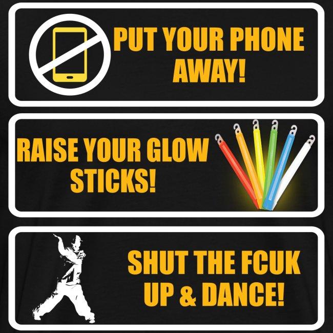 Put Your Phone Away!