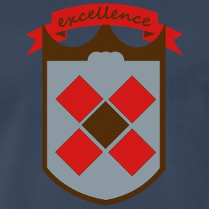 shield excellence - Men's Premium T-Shirt