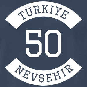 turkiye 50 - Men's Premium T-Shirt