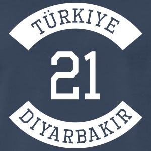 turkiye 21 - Men's Premium T-Shirt