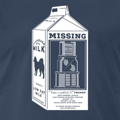 Missing - Men's Premium T-Shirt