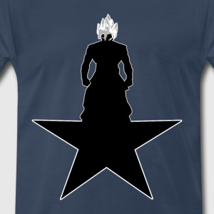 BLACK_STAR - Men's Premium T-Shirt