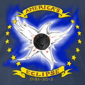 America's Eclipse - Men's Premium T-Shirt