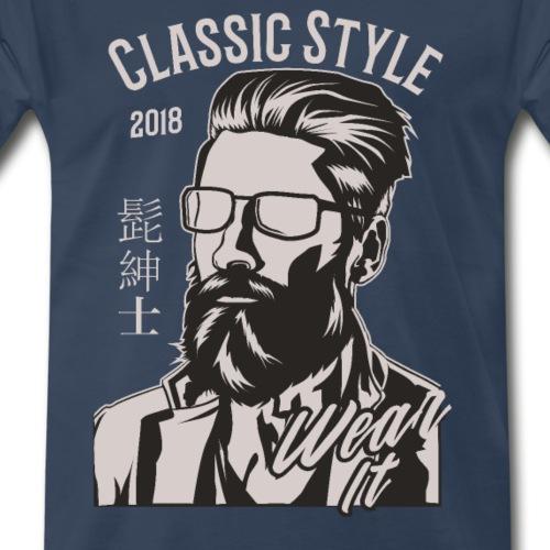 Classic Style - Men's Premium T-Shirt