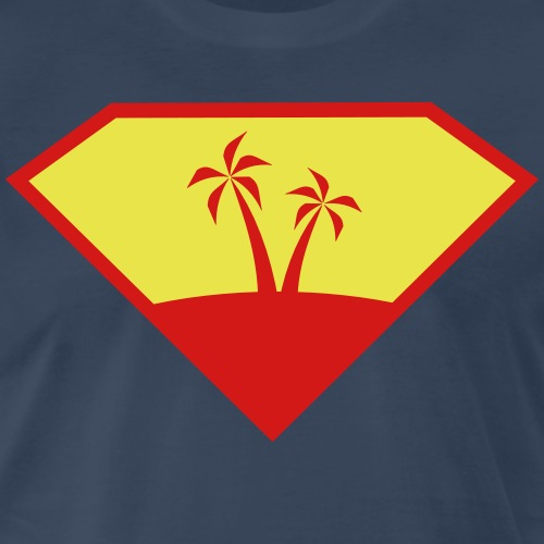 Heroic Palms - Men's Premium T-Shirt