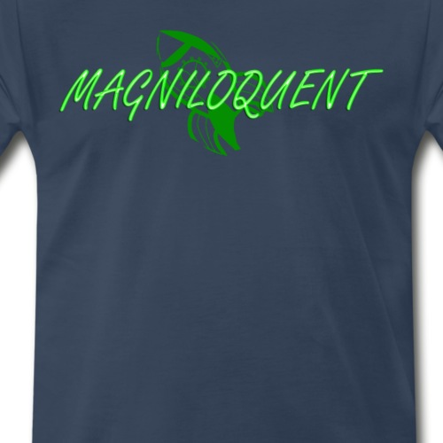 Magniloquent - Men's Premium T-Shirt