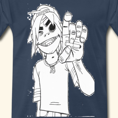 2D - Men's Premium T-Shirt