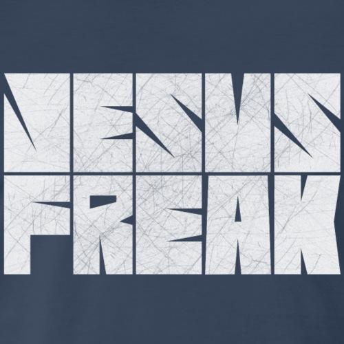 Jesus Freak Block Logo - Men's Premium T-Shirt