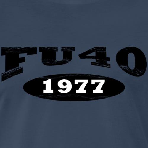 FU40 1977 - Men's Premium T-Shirt