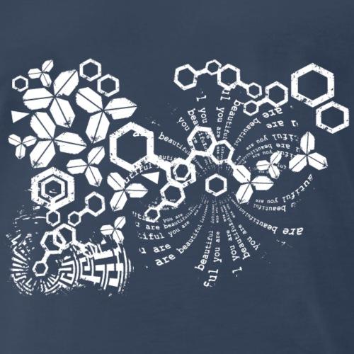 you_are_beautiful - Men's Premium T-Shirt
