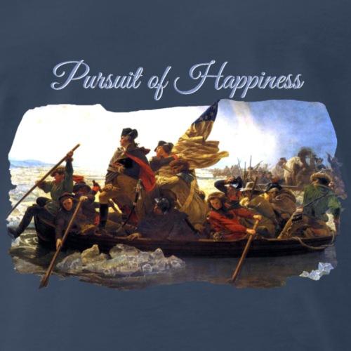 Pursuing Happiness - Men's Premium T-Shirt