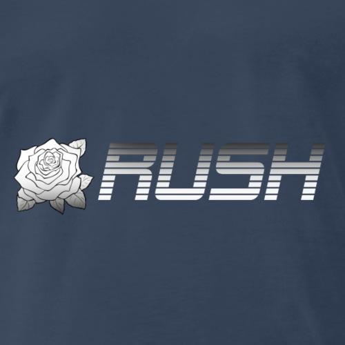 rush rose - Men's Premium T-Shirt